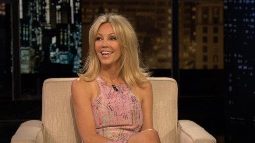 Heather Locklear's Go-To Beauty Product