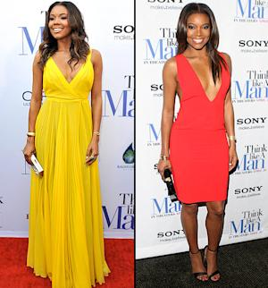 Gabrielle Union's Bright Red Carpet Looks: Which is Hotter?