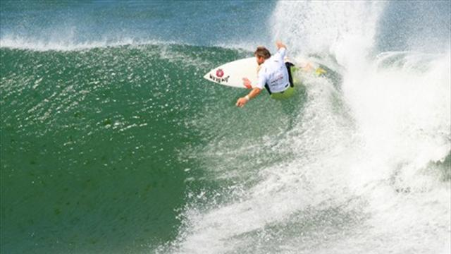 Surfing - Squiers shines at Burleigh Heads