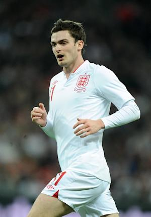 Adam Johnson is delighted to be back in his native north east