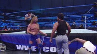 "WWE Hall of Famer ""Hacksaw"" Jim Duggan vs. Hunico"