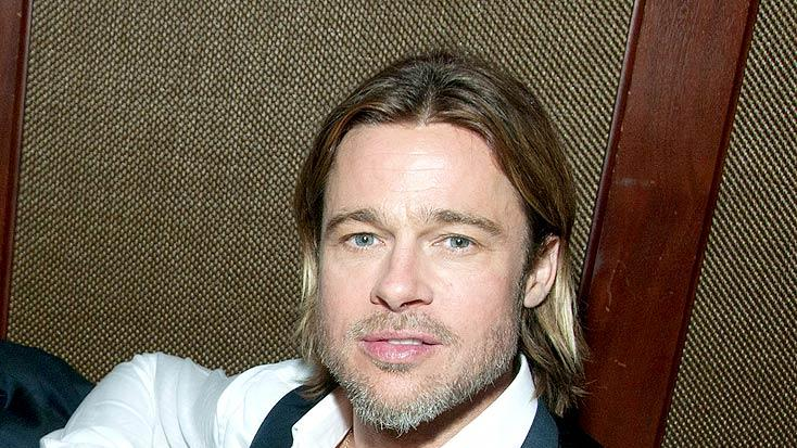 Brad Pitt Money Ball Premiere