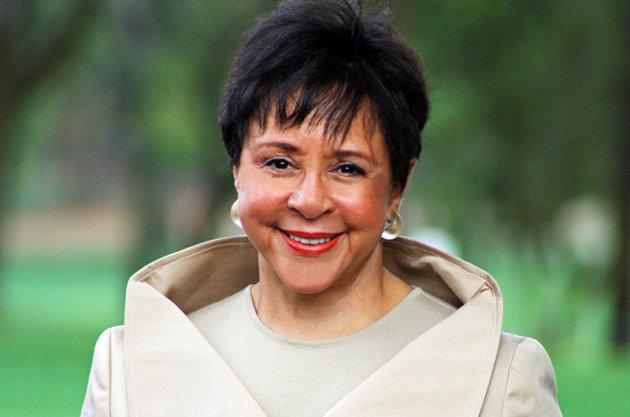 Sheila Johnson, founder and CEO, Salamander Hotels & Resorts