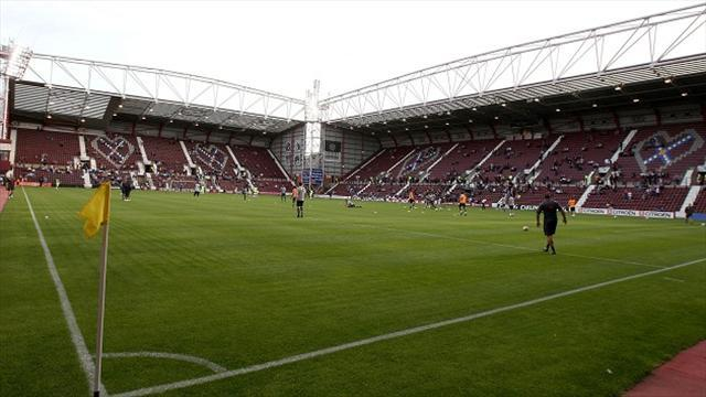 Scottish Premier League - Hearts Foundation tables bid