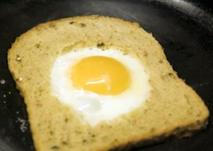 Egg in the Hole, Courtesy of Oleg_Ivanov / CC BY-ND 2.0