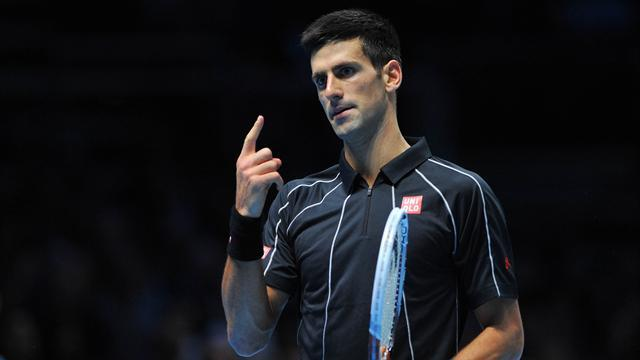 ATP World Tour Finals - Nadal v Djokovic: LIVE