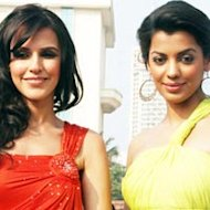 Mugdha Godse Replaces Neha Dhupia For 'Saheb Biwi Aur Gangster Returns' Item Number