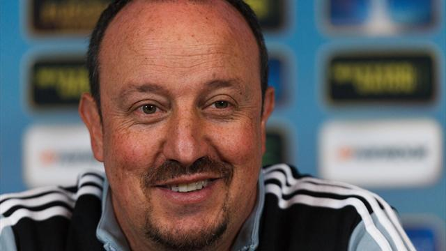 Premier League - Benitez: I have my backers