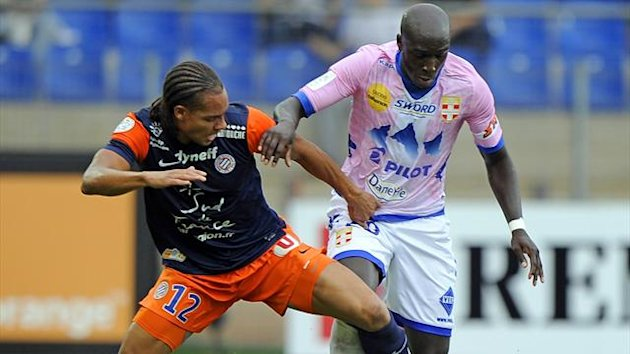 2013 Ligue 1 Montpellier Evian