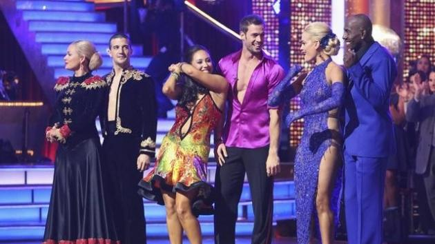 The final 3 on 'Dancing with the Stars' Season 14, May 21, 2012 -- ABC