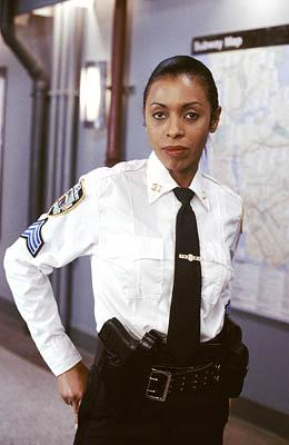 "Khandi Alexander as Sgt. Karen Smythe NBC's""Law and Order: Special Victims Unit"" <a href=""/baselineshow/4728792"">Law & Order: Special Victims Unit</a>"
