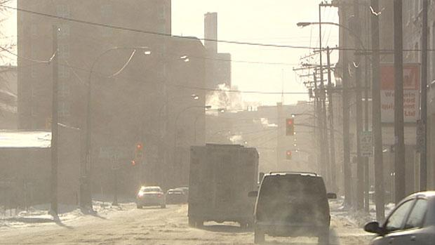 Winnipeg is in store for a deep freeze again, after receiving only a short reprieve.