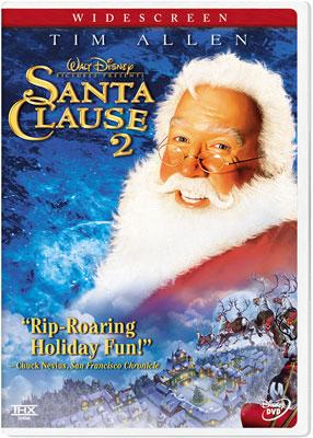 Walt Disney Pictures' The Santa Clause 2