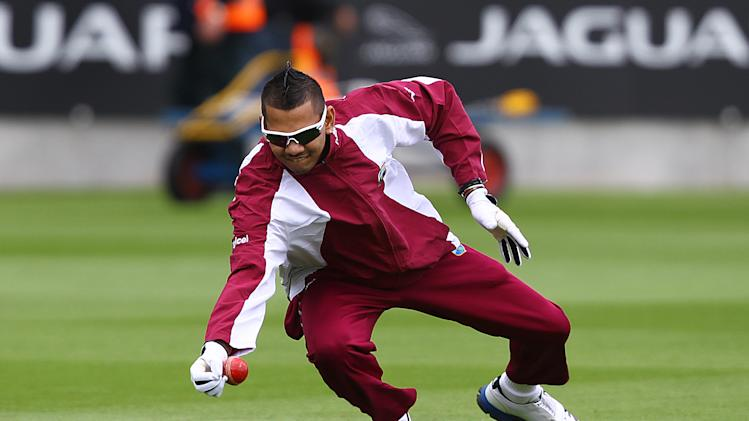 England's biggest threats come from off-spinner Sunil Narine, pictured, and batsman Chris Gayle