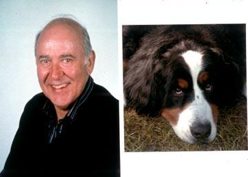 Carl Reiner is the voice of Shep in MGM's Good Boy!