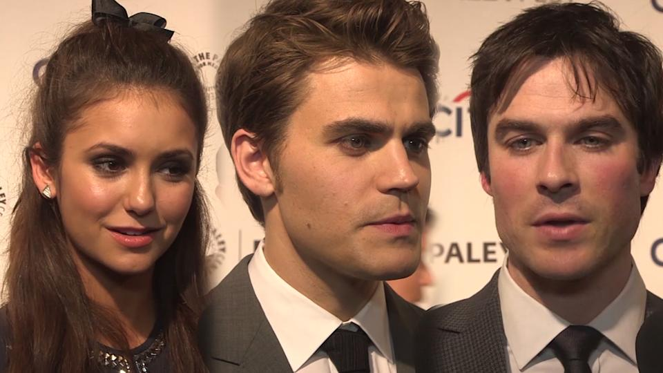 Romance Advice From The Vampire Diaries Cast