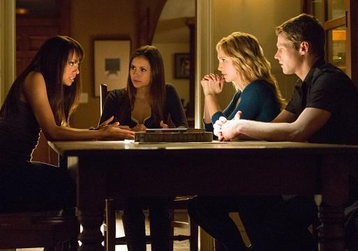 Vampire Diaries Boss Reveals Why She Killed Off [Spoiler]! Plus: Scoop on Elena's New 'Happy Place,' Bonnie's 'Visions' and More!