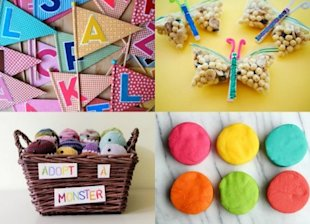 All in Favor: 10 Handmade Kids' Party Favors