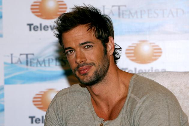 William Levy, Salvador Mejía, La Tempestad, Cortesía Televisa