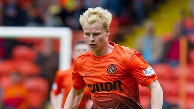Scottish Premiership - Clinical Dundee United beat Ross County