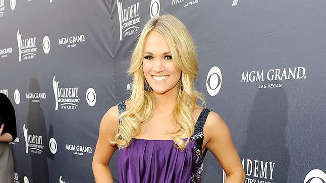 Carrie Underwood ACMA Awards