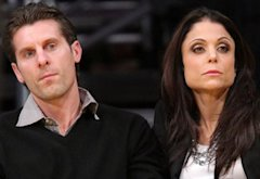 Jason Hoppy, Bethenny Frankel | Photo Credits: Noel Vasquez/Getty Images