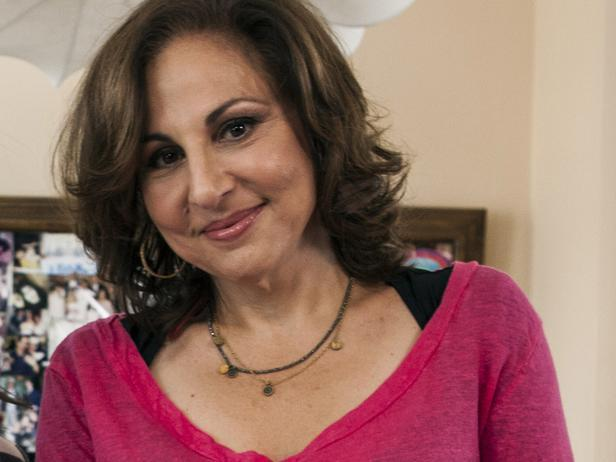 Kathy Najimy's Glam-Tastic Holiday Treatment