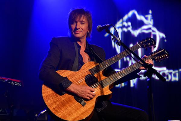 Richie Sambora to Sit Out Remainder of Bon Jovi Tour