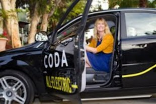 Laura Dern tests CODA