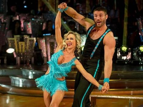 Strictly Come Dancing: Kristina Rihanoff Banned From Dancing With Married Men, She's Just Too Attractive