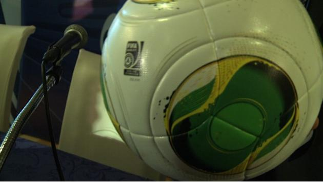 Ref has 'final word' on goal-line technology