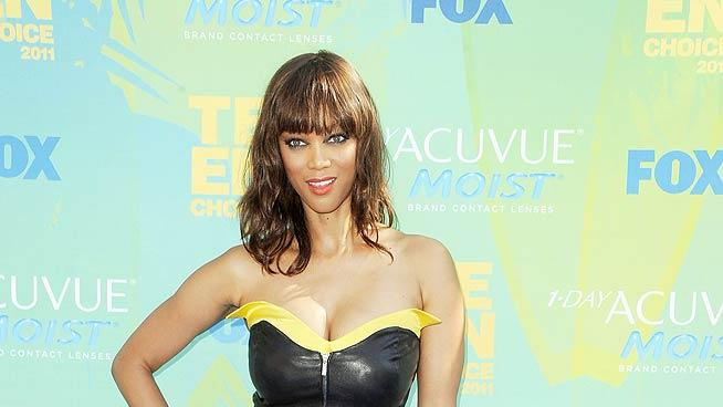 Tyra Banks Teen Choice Awards