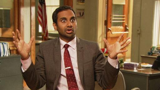 Aziz Ansari's Season 6 Finale Interview