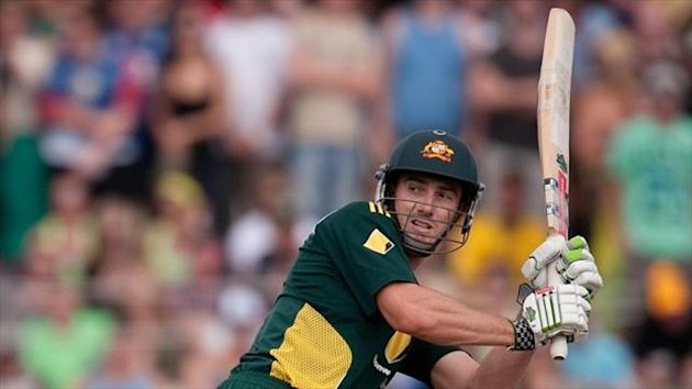 Shaun Marsh believes his best is yet to come