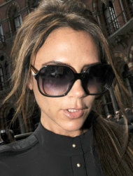 Victoria Beckham makes a spectacle of herself with new eyewear line
