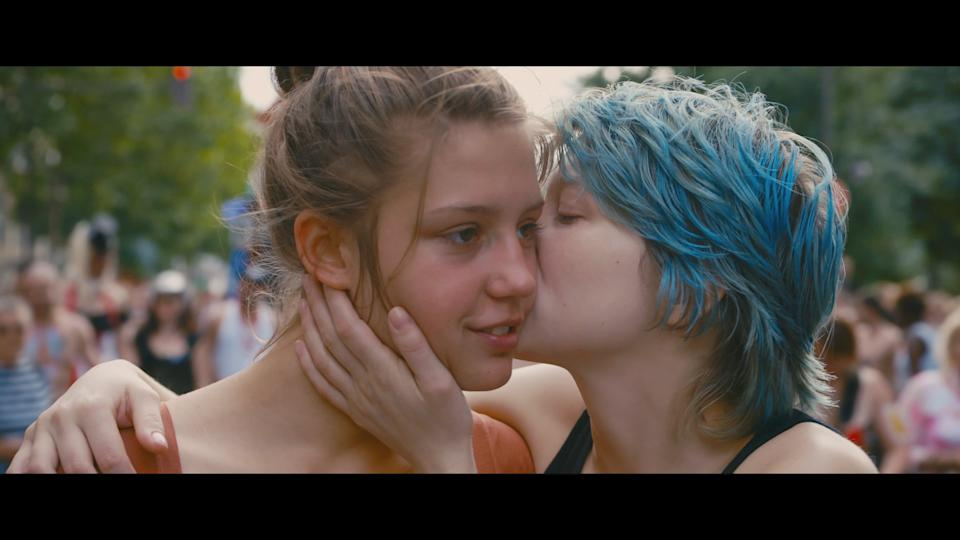 'Blue Is the Warmest Color' Theatrical Trailer