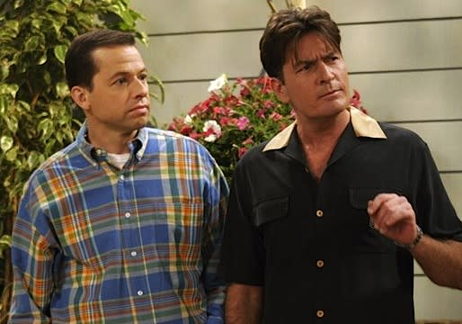 Two and a Half Men Adding Full-Time Female to Cast (and There's a Charlie Harper Connection)