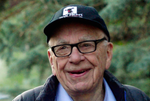 Rupert Murdoch Re-Elected Twenty-First Century Fox Chairman