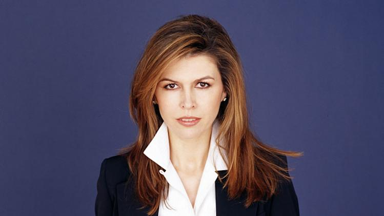 Finola Hughes stars as Anna Devane on the ABC Television Network's General Hospital