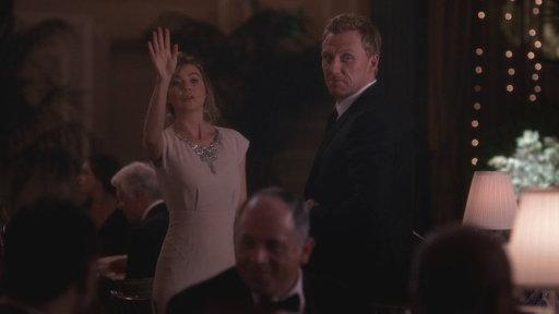 Meredith and Owen Surprise Cristina
