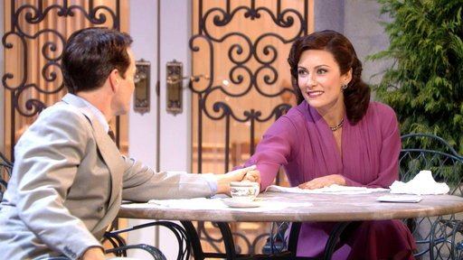 "Stephen Moyer and Laura Benanti in ""The Sound of Music Live!"""