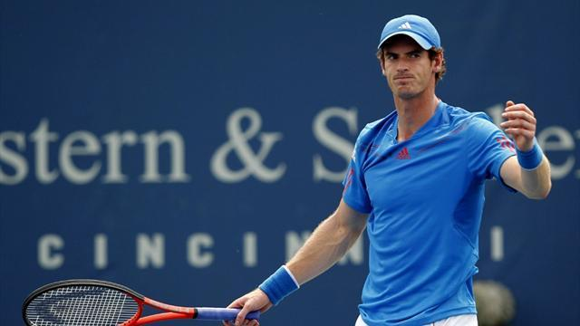 Tennis - Murray crashes to Chardy in Cincinnati