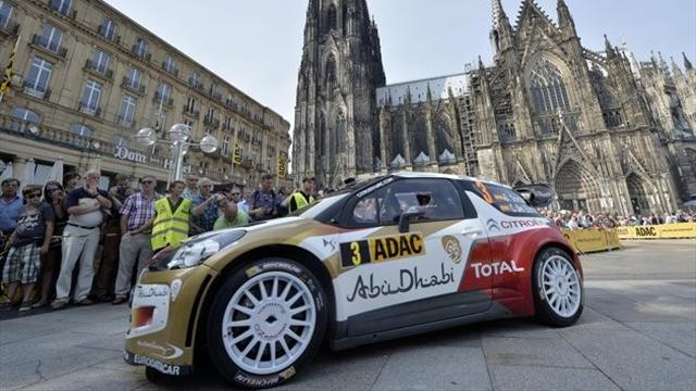 Germany Rally - Sordo's first ever win overshadowed by tragedy