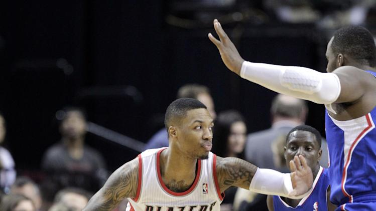 Lillard looks to first postseason with Portland