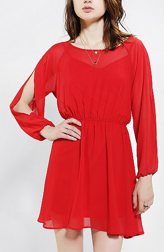 Flowy and Fancy in Chiffon
