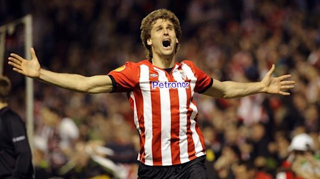Athletic Bilbao forward Fernando Llorente