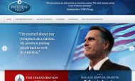 Romney 'Victory' Website Briefly Goes Live