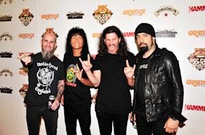 Anthrax Get Seal of Approval From Rush