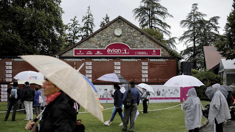 CORRECTION France Golf Evian Championship