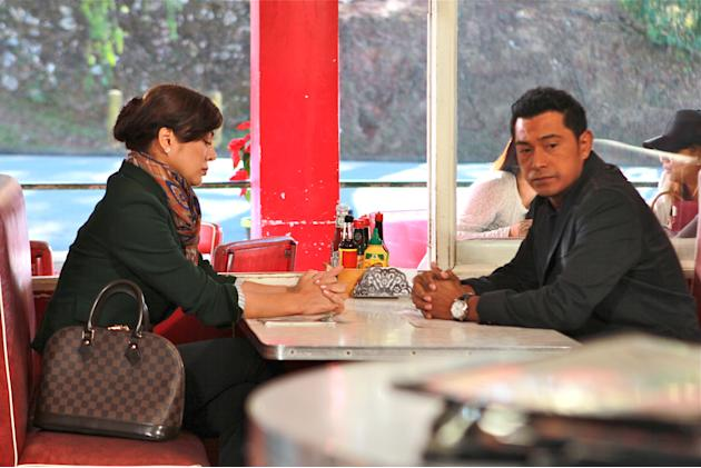 """Never Say Goodbye"" Behind the scenes: Alice Dixson and Cesar Montano"